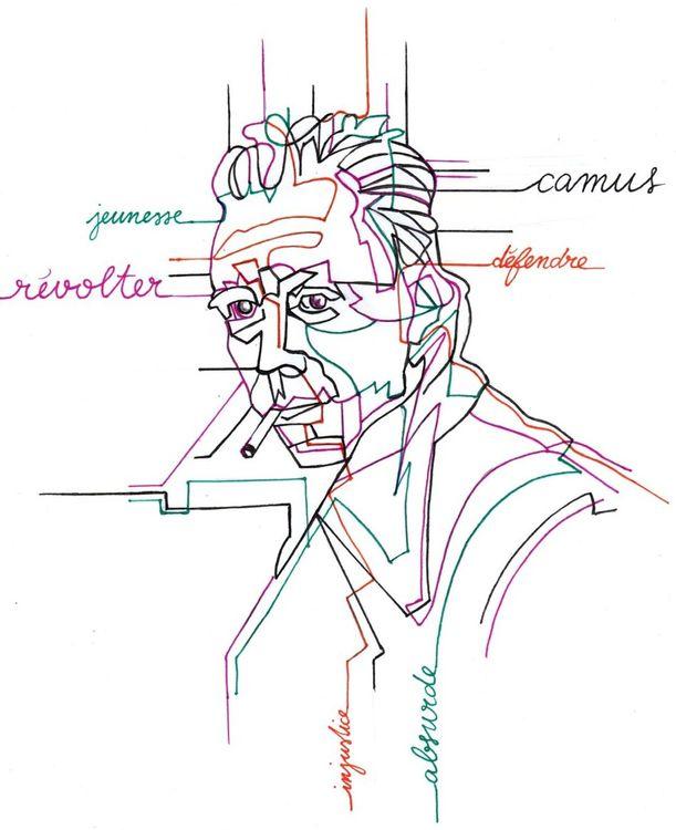 Camus, les jeunes et la révolte